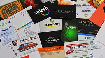 Printers manchester business cards manchester splash print business cards colourmoves
